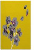 rug #560789 |  yellow natural rug