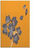 rug #560837 |  light-orange natural rug