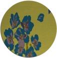 rug #560903 | round natural rug