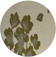 rug #561175 | round natural rug
