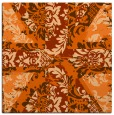 rug #561805 | square abstract rug