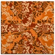 rug #561807 | square abstract rug