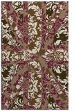 rug #562401 |  beige damask rug