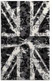 rug #562521 |  white abstract rug