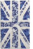 rug #562529 |  white damask rug