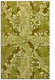rug #562569 |  light-green rug