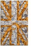 rug #562597 |  white damask rug