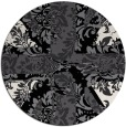 rug #562876 | round abstract rug