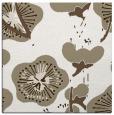 rug #565065 | square beige gradient rug