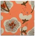 rug #565261 | square orange gradient rug