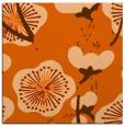 rug #565325 | square red-orange gradient rug