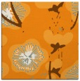 rug #565409 | square light-orange gradient rug