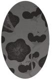 rug #565568 | oval gradient rug