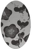 rug #565618 | oval gradient rug