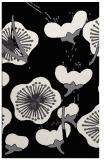 rug #565773 |  black gradient rug