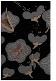 rug #565777 |  black gradient rug