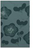 rug #565841 |  blue-green gradient rug