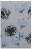 rug #565881 |  blue-violet gradient rug