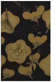 rug #565885 |  black gradient rug