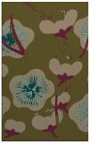 rug #565889 |  brown gradient rug