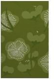 rug #565893 |  green popular rug