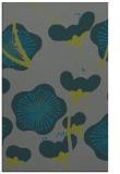 rug #565897 |  green gradient rug