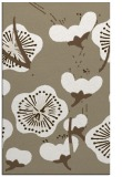 rug #565909 |  mid-brown rug