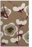 rug #565921 |  mid-brown gradient rug