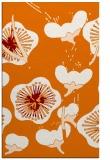rug #565961 |  orange gradient rug