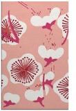 rug #565989 |  pink gradient rug