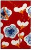 rug #566009 |  red gradient rug