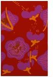 rug #566021 |  red gradient rug