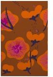 rug #566033 |  red-orange gradient rug