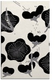 rug #566041 |  black gradient rug