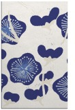 rug #566049 |  blue gradient rug