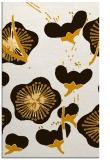 rug #566065 |  brown gradient rug