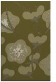 rug #566101 |  light-green natural rug