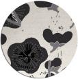 rug #566128 | round gradient rug