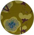 rug #566184 | round gradient rug