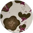 rug #566276 | round gradient rug