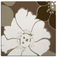rug #566965   square white natural rug