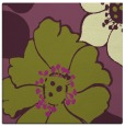 rug #567053   square purple natural rug