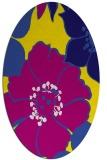 rug #567279 | oval popular rug