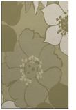 rug #567853 |  light-green rug