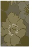 rug #567861 |  light-green rug