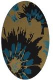 rug #568957 | oval natural rug