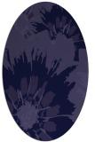rug #569021 | oval natural rug