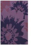 rug #569385 |  purple natural rug