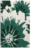 rug #569421 |  blue-green natural rug