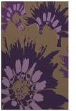 rug #569521 |  purple natural rug